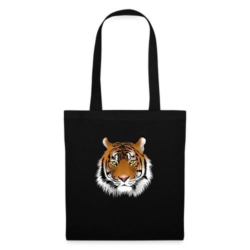tiger numero 1 - Bolsa de tela