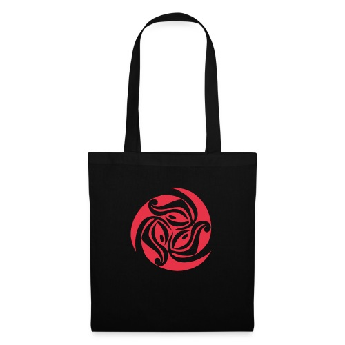 3 Red Dragons - Tote Bag