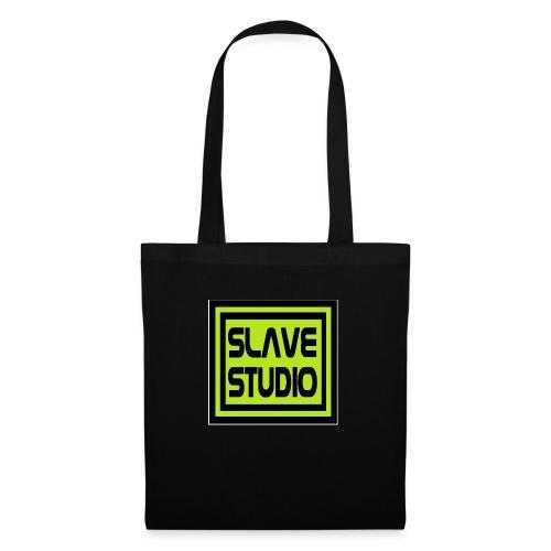 Slave Studio logo - Borsa di stoffa
