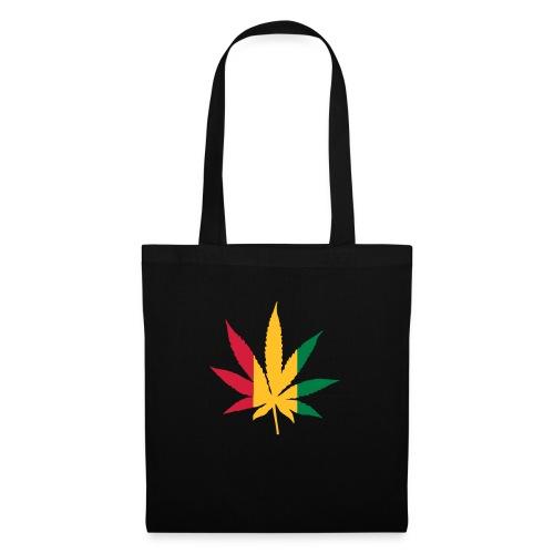 Cannabis Rastafari - Stoffbeutel