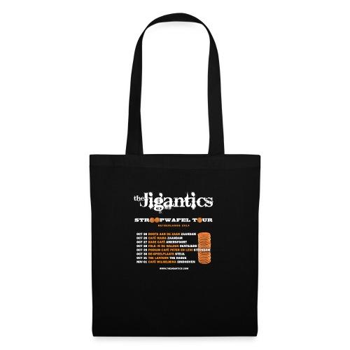 The Jigantics - Netherlands tour 2014 - Tote Bag