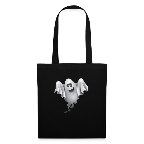 Halloween T-Shirts - Scary cat creepy man - Tote Bag