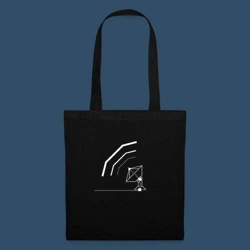 Calling All Broadcasts Satellite Dish - Tote Bag