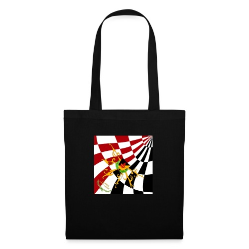 Spilla Flag - Borsa di stoffa