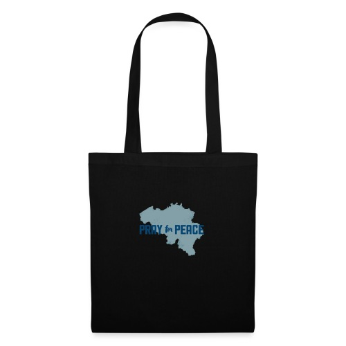 Woman Pray for Brussels - Tote Bag