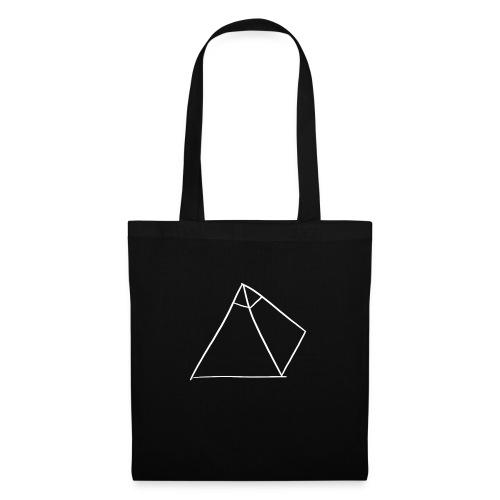 Casquette avec logo (Noir) - Tote Bag