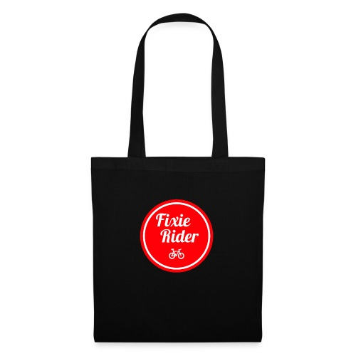 Fixie Rider - Tote Bag