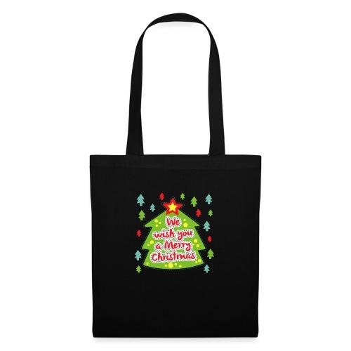 We wish you a Merry Christmas - Tote Bag