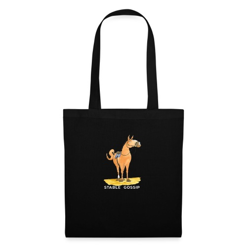 Stable Gossip by Joanna Fisher - Tote Bag