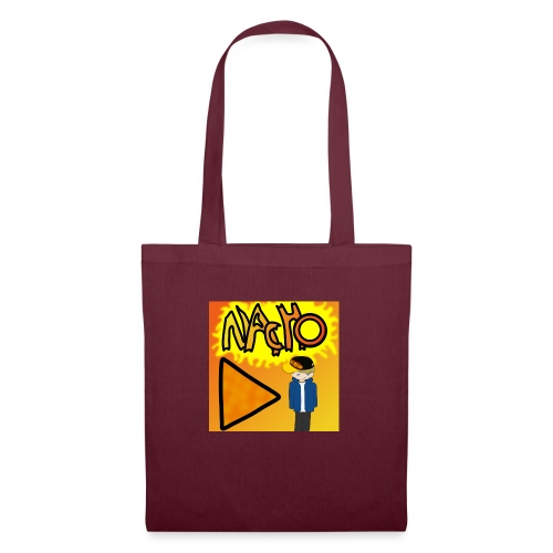 Nacho Title with Little guy - Tote Bag
