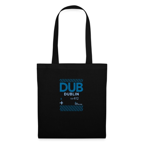 Dublin Ireland Travel - Tote Bag