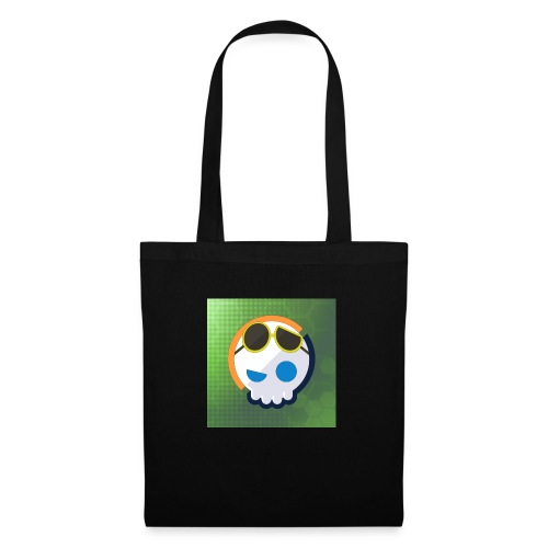 6961 2Clockstin skull - Tote Bag