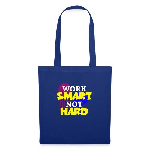 travailler intelligemment pas difficile - Tote Bag