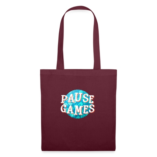 Pause Games New Version - Tote Bag