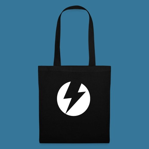 BlueSparks - White - Tote Bag