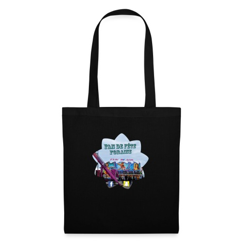 Fan de fête foraine - Tote Bag