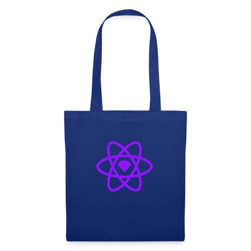 Sketch2React Dark Purple Logo - Tote Bag