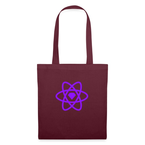 Sketch2React Dark Purple Logo - Tote Bag