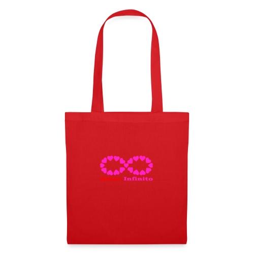 amor infinito - Bolsa de tela