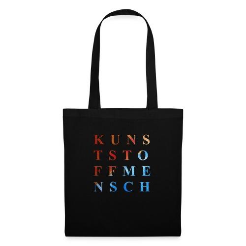 KunstStoffMensch #1 - Stoffbeutel