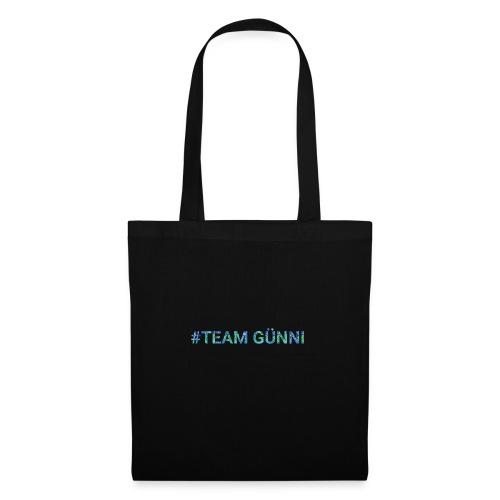 #team GÜNNI - Stoffbeutel