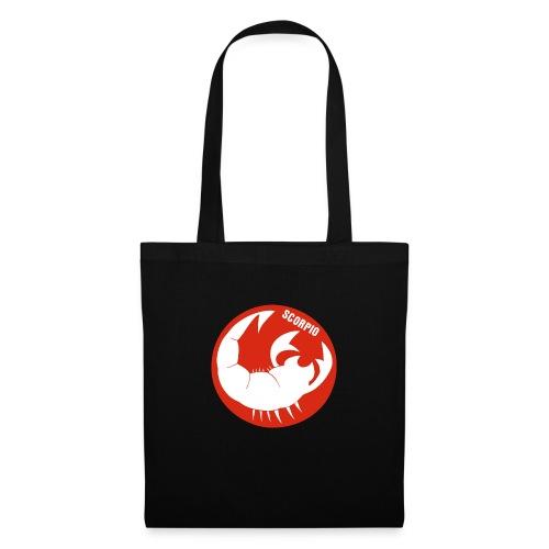 Scorpio Oud Logo - Tas van stof