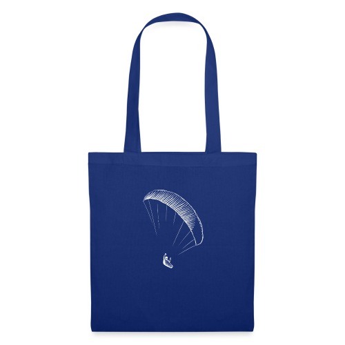 paraglider gerlitzen weiss - Stoffbeutel