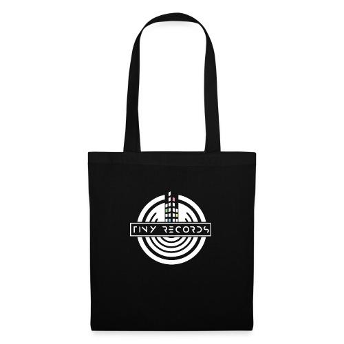 Tiny Records - White Logo - Mulepose