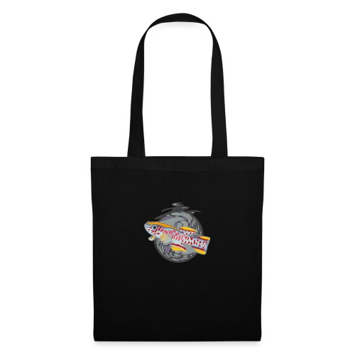 Space Fish Bluecontest - Tote Bag