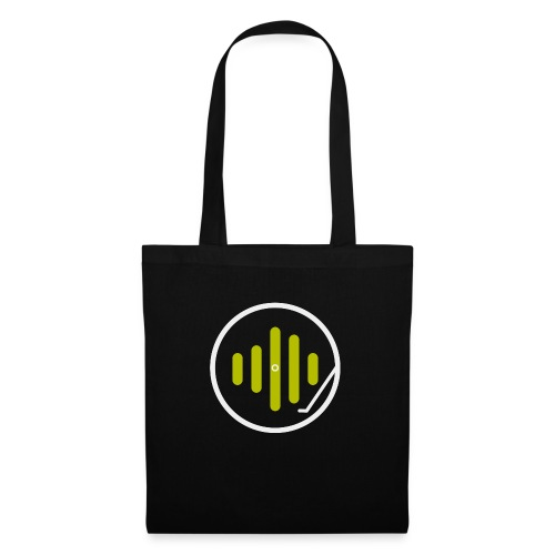 Sound Matters Turntable Logo - Tote Bag