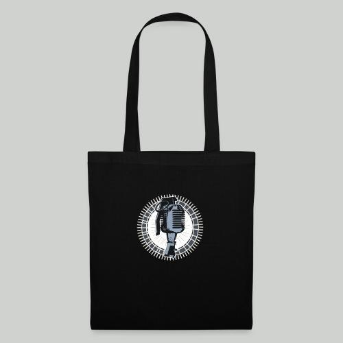 Battle Rap Microphone Granade - Tote Bag