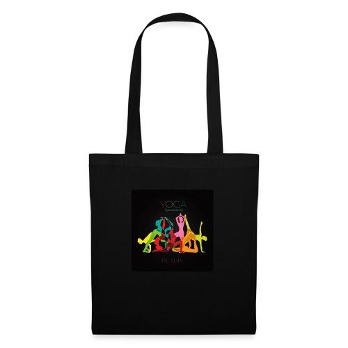 Yoga in Dub - Tote Bag