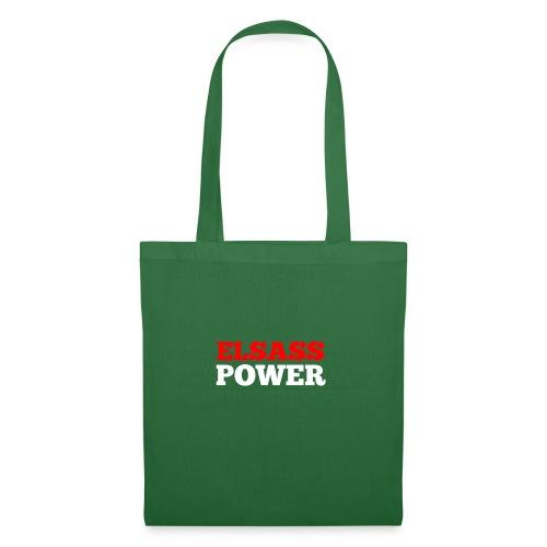 Elsass Power - Sac en tissu