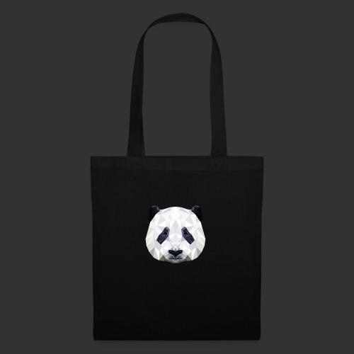 Panda Low Poly - Tote Bag