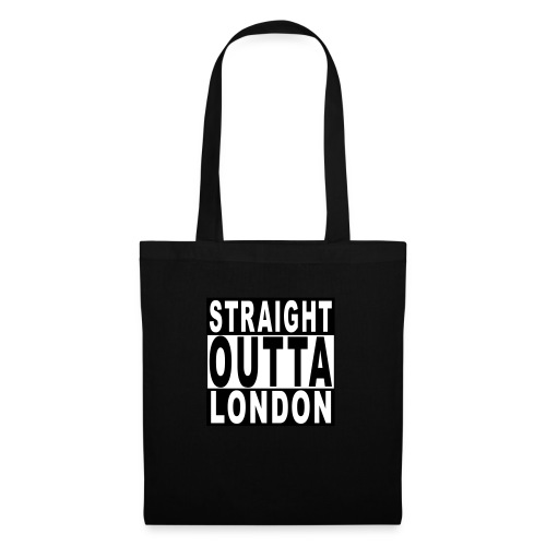 STRAIGHT OUTTA LONDON - Tote Bag