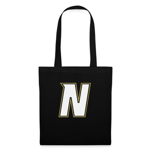Nordic Steel WHITE N - Tote Bag