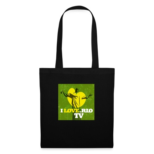 ILOVE.RIO TV - Tote Bag