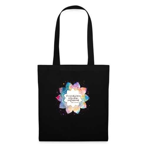 Citation de Nelson Mandela - Tote Bag