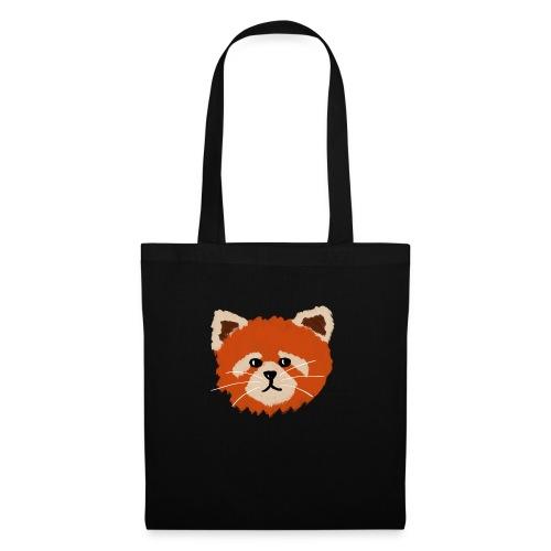 Amanda the red panda - Tote Bag