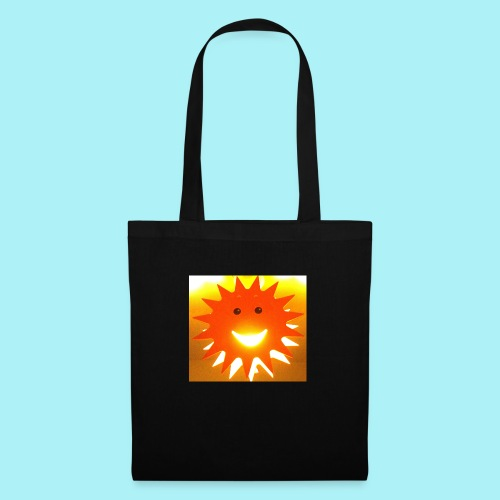 Soleil Souriant - Sac en tissu