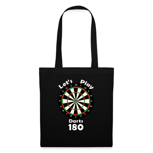 lets play darts - Tas van stof
