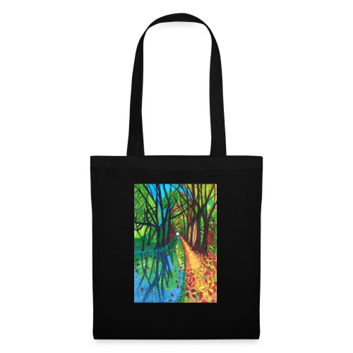 Canal Walk - Tote Bag