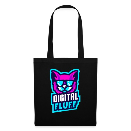 DigitalFluff - Tote Bag