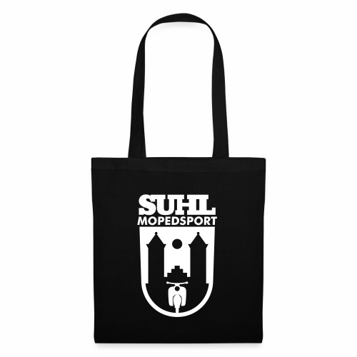 Suhl Mopedsport Schwalbe Logo - Tote Bag