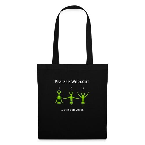 Pfälzer Workout - Stoffbeutel