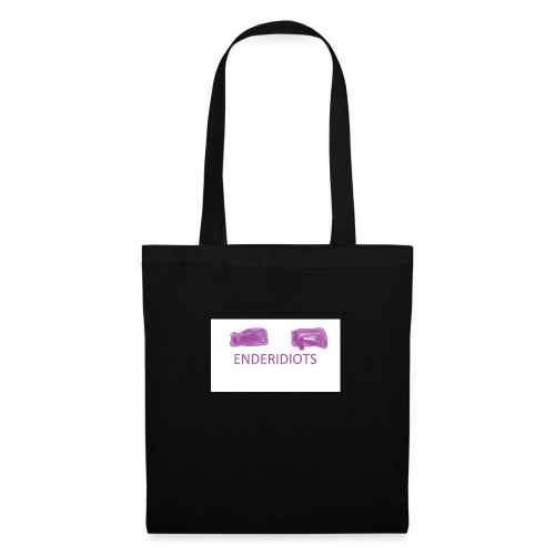 enderproductions enderidiots design - Tote Bag