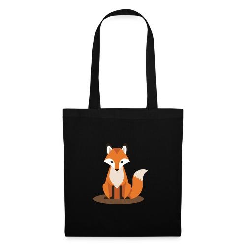 Fuchs - Stoffbeutel