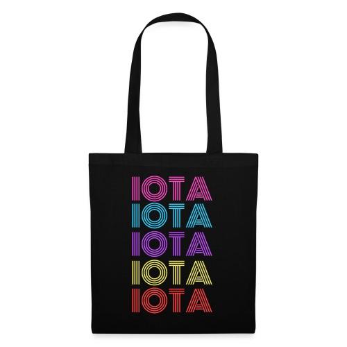 IOTA RETRO - 80s Kryptowährung - Stoffbeutel