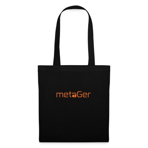 Original metaGER - Stoffbeutel