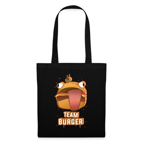 Team burguer - Bolsa de tela